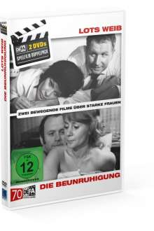 Lots Weib / Die Beunruhigung, 2 DVDs