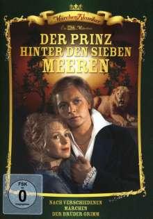 Der Prinz hinter den sieben Meeren, DVD