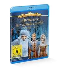 Abenteuer im Zauberwald - Väterchen Frost (Blu-ray), Blu-ray Disc