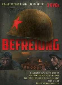 Befreiung, 3 DVDs