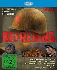 Befreiung (Blu-ray), 3 Blu-ray Discs