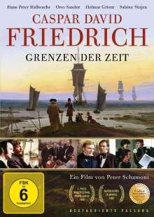 Caspar David Friedrich - Grenzen der Zeit, DVD