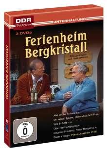 Ferienheim Bergkristall, 3 DVDs