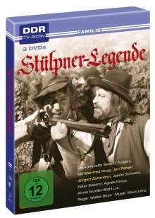 Stülpner Legende, 3 DVDs