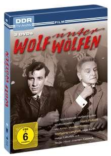 Wolf unter Wölfen, 3 DVDs