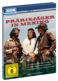 Präriejäger in Mexiko, DVD