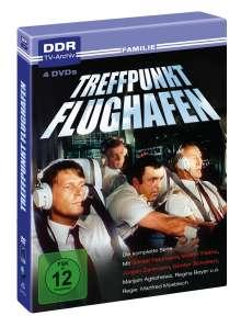 Treffpunkt Flughafen, 4 DVDs