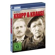 Krupp und Krause, 3 DVDs