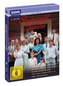 Spreewald-Familie, 3 DVDs