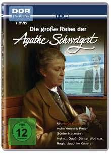 Die große Reise der Agathe Schweigert, DVD