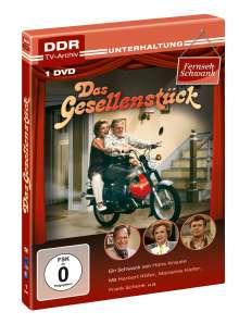 Das Gesellenstück, DVD