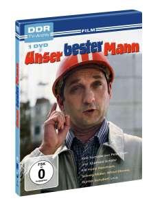 Unser bester Mann, DVD