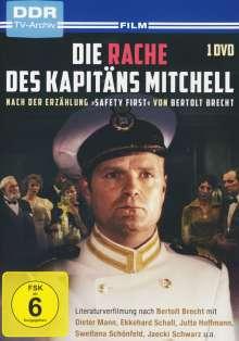 Die Rache des Kapitäns Mitchell, DVD