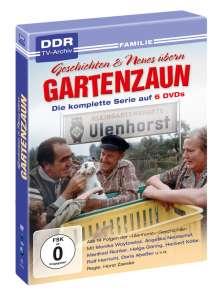 Geschichten & Neues übern Gartenzaun (Komplette Serie), 6 DVDs