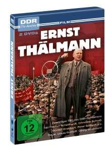 Ernst Thälmann, 2 DVDs