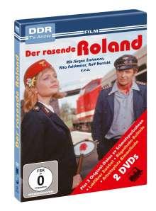 Der rasende Roland (Special Edition), 2 DVDs