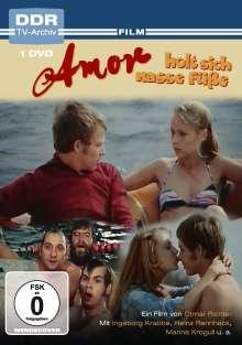Amor holt sich nasse Füße, DVD