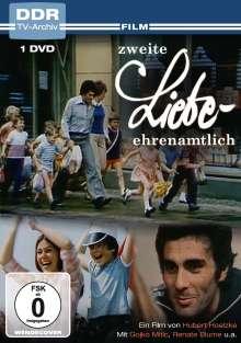 Zweite Liebe ehrenamtlich, DVD