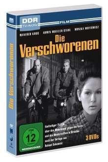 Die Verschworenen, 3 DVDs