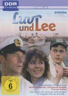 Luv und Lee, 3 DVDs