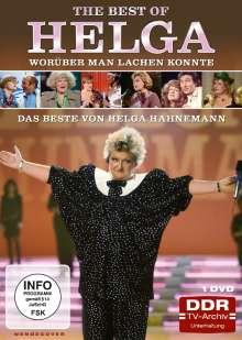 The Best of Helga Hahnemann - Worüber man lachen konnte, DVD