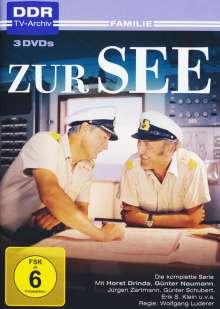 Zur See (Komplette Serie), 3 DVDs