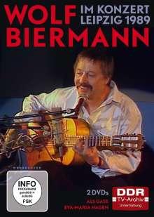 Im Konzert Leipzig 1989, 2 DVDs