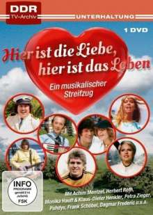 Hier ist die Liebe, hier ist das Leben, DVD