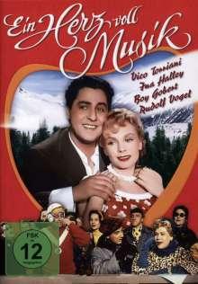 Ein Herz voll Musik, DVD
