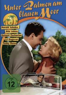 Unter Palmen am blauen Meer, DVD