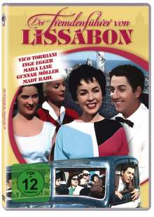 Der Fremdenführer von Lissabon, DVD