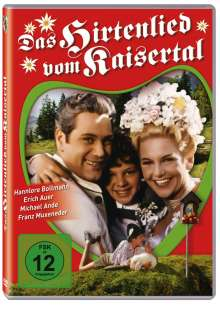 Das Hirtenlied vom Kaisertal, DVD
