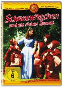 Schneewittchen und die sieben Zwerge (1962), DVD