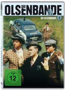 Die Olsenbande 1, DVD