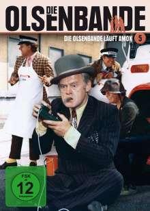 Die Olsenbande 5: Die Olsenbande läuft Amok, DVD