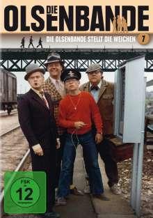 Die Olsenbande 7: Die Olsenbande stellt die Weichen, DVD