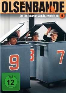Die Olsenbande 9: Die Olsenbande schlägt wieder zu, DVD