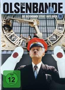 Die Olsenbande 10: Die Olsenbande steigt aufs Dach, DVD