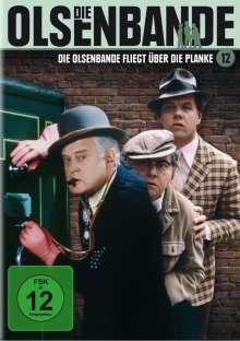 Die Olsenbande 12: Die Olsenbande fliegt über die Planke, DVD