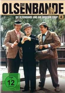 Die Olsenbande 4: Die Olsenbande und ihr großer Coup, DVD