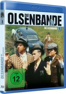 Die Olsenbande 1 (Blu-ray), Blu-ray Disc