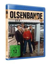 Die Olsenbande 7: Die Olsenbande stellt die Weichen (Blu-ray), Blu-ray Disc