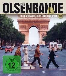Die Olsenbande 13: Die Olsenbande fliegt über alle Berge (Blu-ray), Blu-ray Disc