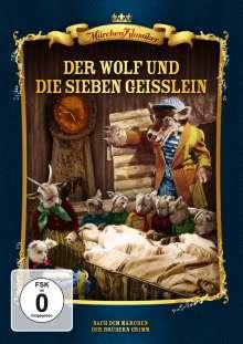 Der Wolf und die sieben Geißlein, DVD