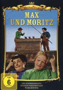 Max & Moritz (1957), DVD