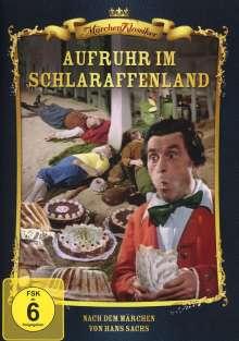 Aufruhr im Schlaraffenland, DVD