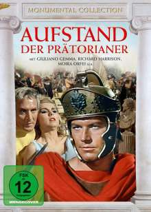 Aufstand der Prätorianer, DVD