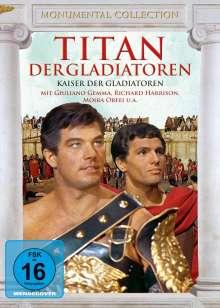Titan der Gladiatoren, DVD