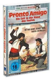 Pronto Amigo - Ein Colt in der Hand des Teufels, DVD