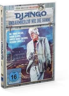 Django - Unbarmherzig wie die Sonne, DVD